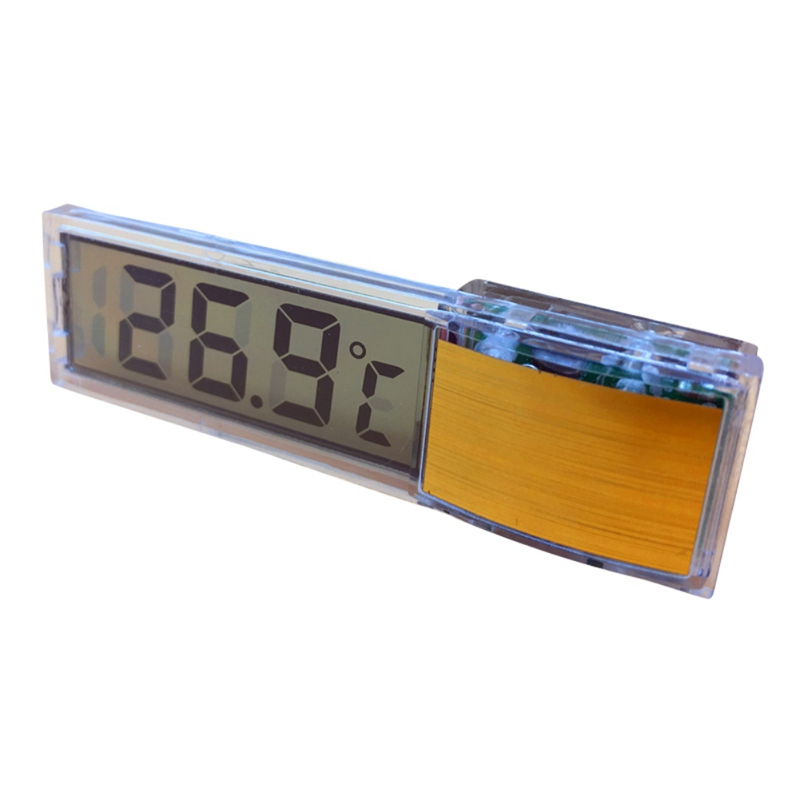 3d Digital Electronic Temperature Measurement Fish Tank High Precision Thermometer Without Voltage #1