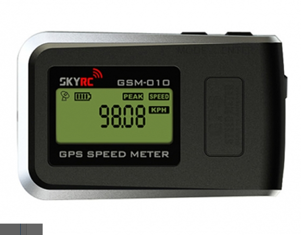 SKYRC GPS Speed Meter for RC Airplane Helicopter SK-500002 SKU:10788 skyrc helicopter optical tachometer 3d glass screen 5 presets of flashing frequency rpm for airplane quadcopter free shippi toys