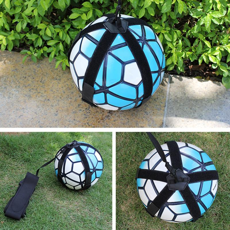 Soccer Training Sports Assistance Adjustable Football Trainer Soccer Ball Practice Belt Training Equipment Kick Pakistan