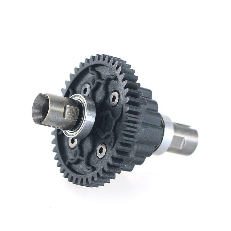 DHK Hobby 8381-200 Central Différentiel Gear Box Complete 1//8 8381 8384 Contrôle Radio Voiture