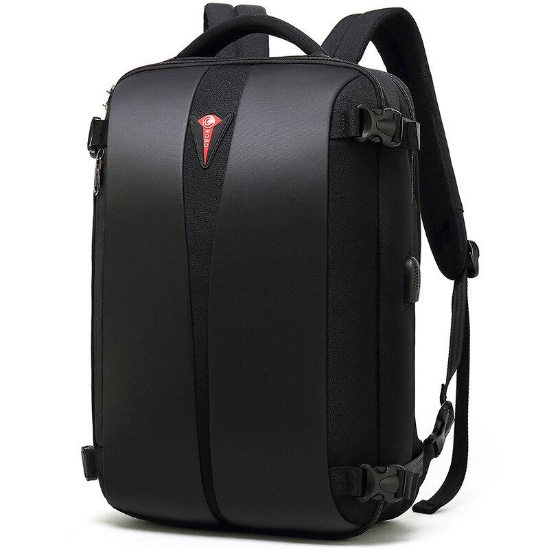 Sac à dos masculin Anti-vol sac à dos 17 pouces étanche sacs à dos de voyage d'affaires grands sacs à main multifonctions Bolsas Mochila