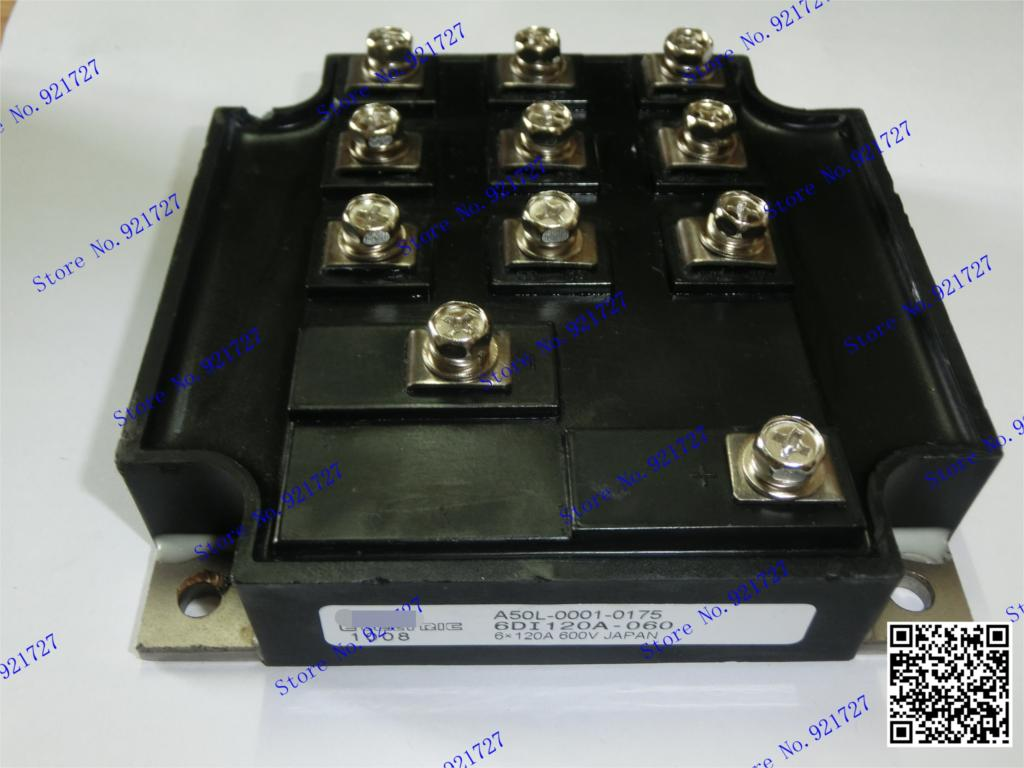 6DI120A-060 6DI120A 120A-060 1PCS new 1pcs 1mbi200nh 060 module 1mbi200nh060