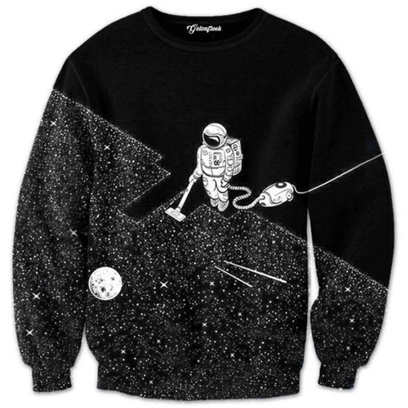 Space Sweatshirts