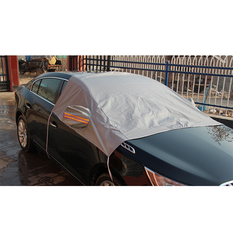 Image 4 - Winter Summer Car Windshield Cover Sun Shade Dust Snow Frost Freeze Protector 1X-in Side Window Sunshades from Automobiles & Motorcycles