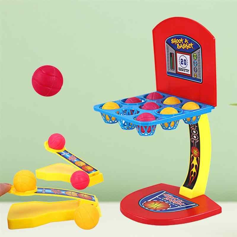 Мини пальцем баскетбол набор баскетбол стрельба игры рабочего стола игры в баскетбол весело спортивные игрушки для детей