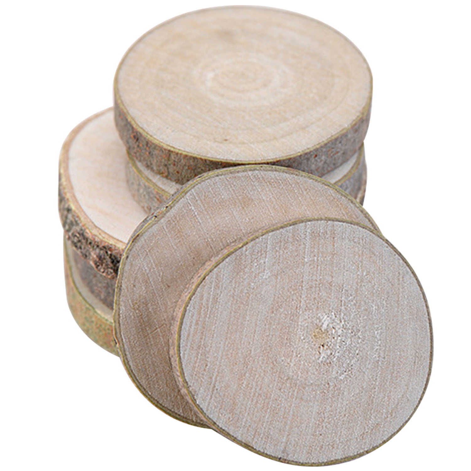 Log Crafts Craft Decoration Picture More Detailed Picture About 20pcs 4 7cm