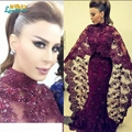 Abendkleider 2017 hot sales Muslim Mermaid Evening Dresses High Neck mermaid Lace Arabic Evening Gowns Robe De Soiree Longue
