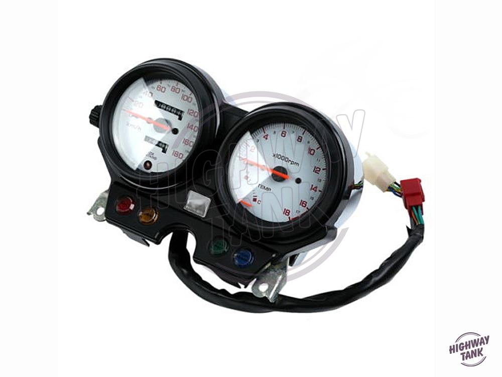 1 Pcs Motorcycle Speedometer Gauge Tachometer Motor Speed Mileage meter case for Honda CB250 Hornet 1995 1996 1997 1998