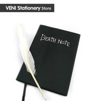 Theme Anime Death Notebook Cool Death Note book Lovely Fashion Note New School Large Writing Journal defter