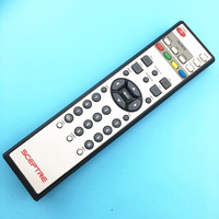 Remote Control Suitable For Sony Sceptre Led Lcd Tv
