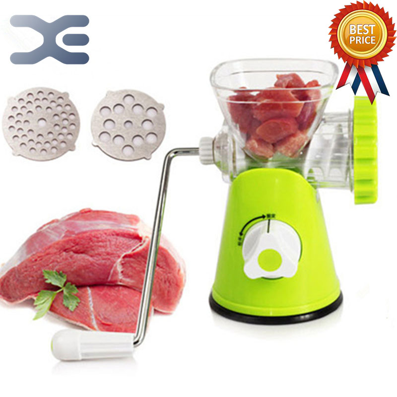 Multifunction Hand Meat Mincer Home Cooking Machine Meat Grinder Picadora De Carne Tritacarne cooking by hand