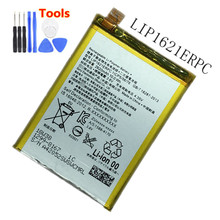 New 2620mAh LIP1621ERPC Replacement Battery For Sony Xperia X F5121 F5122 / Xperia L1 G3311 G3312 G3313 Bateria  + Free Tools все цены