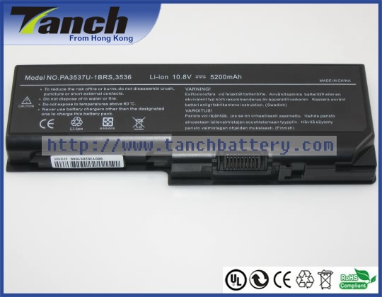 Laptop <font><b>batteries</b></font> for <font><b>TOSHIBA</b></font> <font><b>Satellite</b></font> <font><b>L350</b></font>-153 <font><b>L350</b></font>-172 Pro P300-19Q P300-1BB P300-16V <font><b>L350</b></font>-175 10.8V 6 cell image