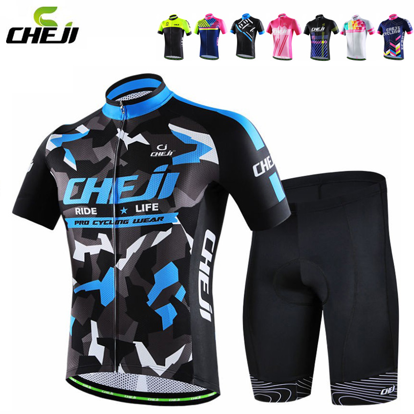 Cycling Jersey 2017 Cheji Top/High Quality Racing Sport Bike Jersey mtb Bicycle Cycling Clothing Ropa Ciclismo Summer Clothes cycling jersey 2017 cheji top high quality racing sport bike jersey mtb bicycle cycling clothing ropa ciclismo summer clothes