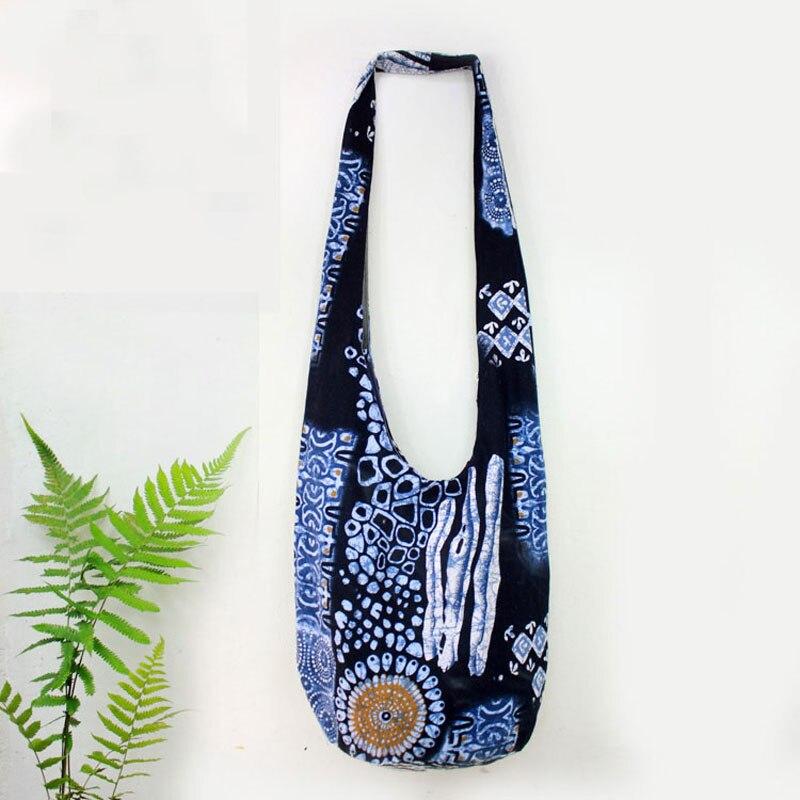 Ladies Large Tote Bag Tribal Panel Hippy Purse Beach Bag Summer Canvas Boho