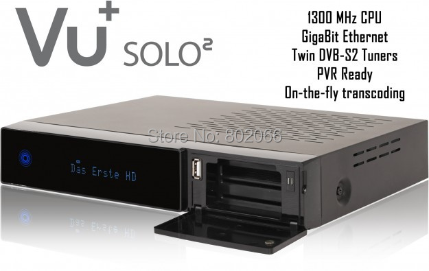 2014 vu solo2 twin tuner card sharing enigma hd vu solo2 satellite rh aliexpress com Solo 2 Review Vu Duo 2