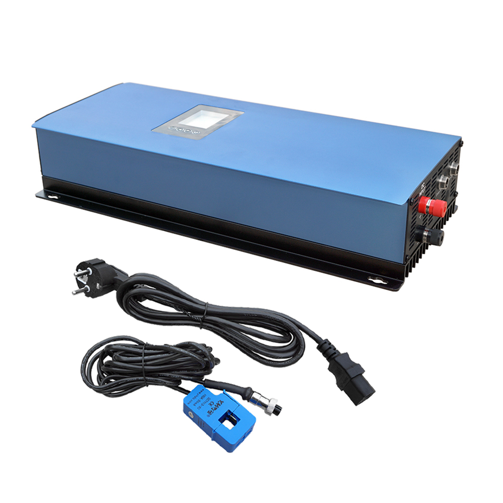 2000W Solar on Grid Tie Inverter with Limiter Battery Model 45-90VDC for MPPT PV System