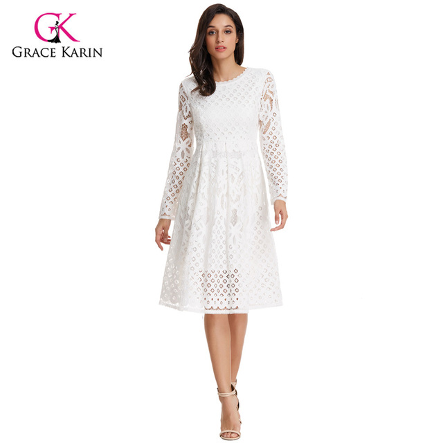 Grace Karin Short Evening Dresses 2018 Elegant Formal Wedding Party ...