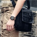 REEBOW TACTICAL Messenger EDC Bags Men Outdoor Sports Travel Army Military Molle 1000D CORDURA Single Shoulder Sling Bag
