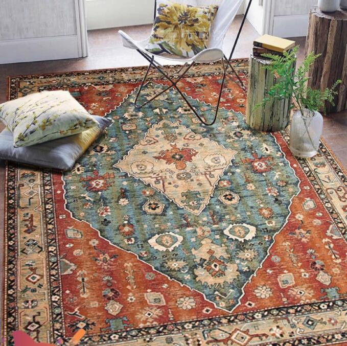 Carpet Floor Door Delicate Area Rug