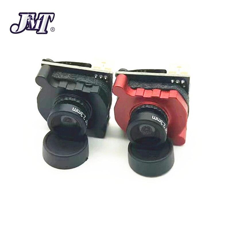 JMT 2.3mm HD Lens FPV Micro Camera 1/3 CMOS 1200TVL PAL NTSC Wide Voltage DC 5V-12V for Aerial Photography Camera RC Quadcopter aomway 700tvl hd 1 3 cmos fpv camera pal