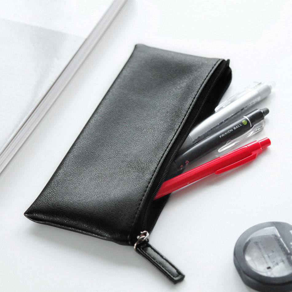 classic pen case essay Raymay double zipper color pencil case the raymay double zipper color pencil case is another all-around pick we're fans of the classic pen pouch shape, and with two zippered compartments, you can sort pens from pencils or other items easily.