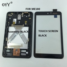 LCD Display Panel Screen Monitor Touch Screen Digitizer Assembly parts For Asus MeMO Pad 8 ME180 ME180A K00L Tablet PC