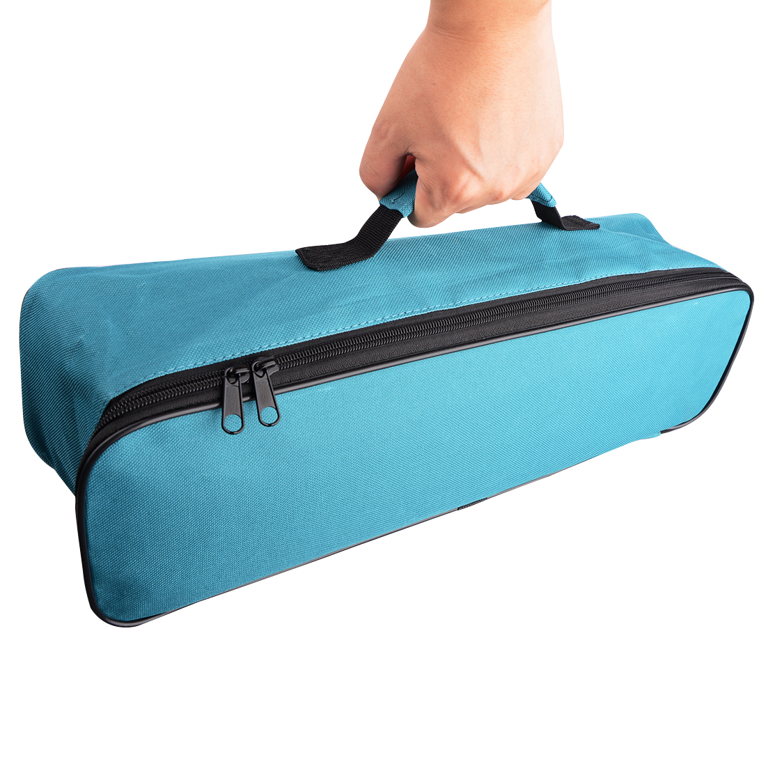 Tool Parts Good Multi-function Large Thick Tool Bag Canvas Electrical Tools Packaging For Electricians Car Emergency Repair Tool Part Pouch