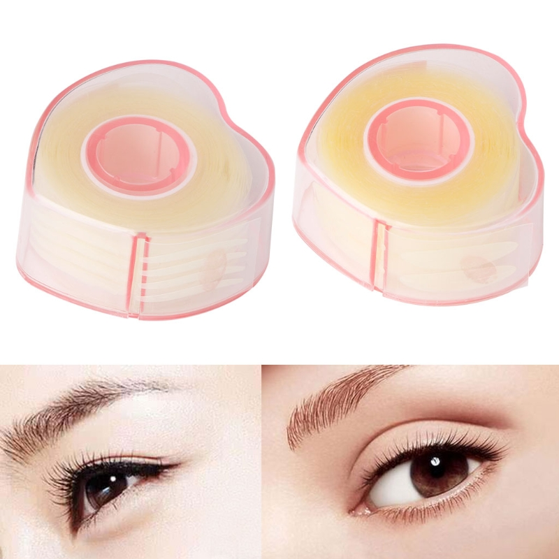 600pcs Invisible Stickers Tape Makeup Lift Double Adhesive Eye Eyelid Strips New