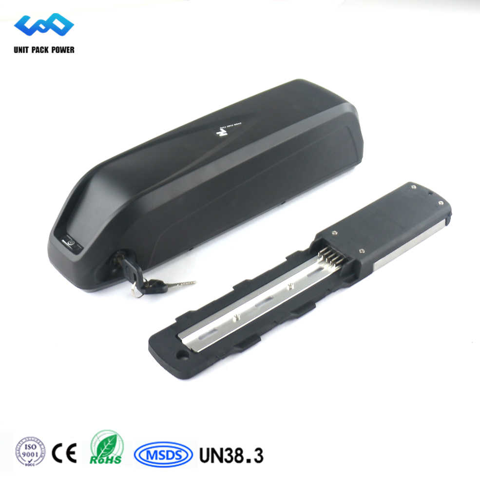 36V 48V EBIKE Hailong battery 10AH 11.6AH 13AH 14AH 17AH lithium battery use Samsung/LG cell for electric bicycle bafang motor