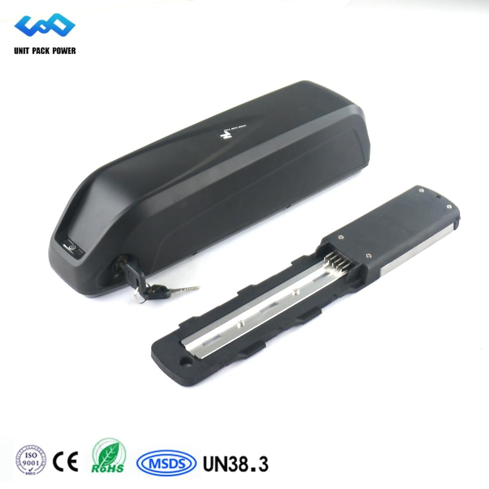 Vélo électrique 36 V 15Ah Hailong batterie utiliser ICR/NCR18650PF E Vélo batterie 36 V 14.5Ah li-ion batterie 2A chargeur