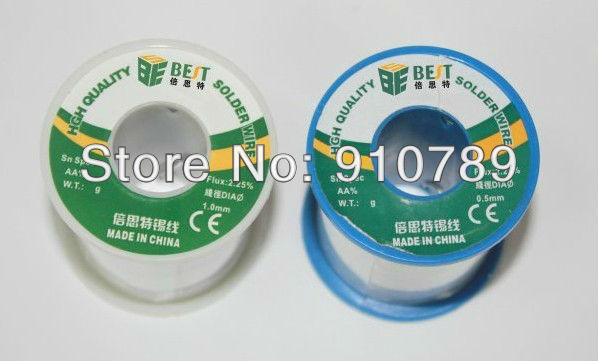 SZBFT 500g 0.5/0.6/0.8/1.0mm Tin Lead Melt Core Solder Soldering Wire Reel weld wire free shipping drop shipping цена и фото