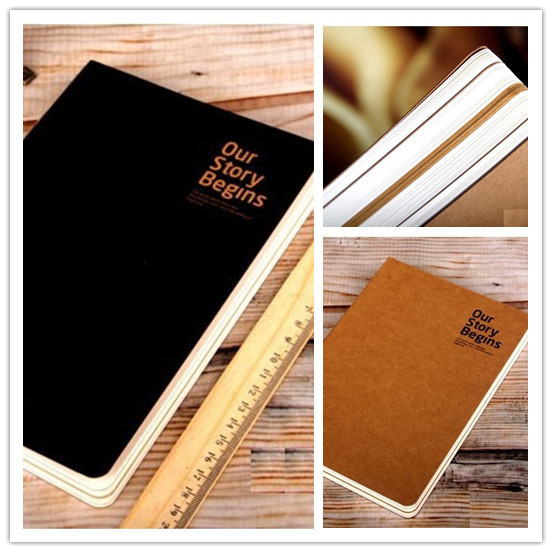 New 2017 A5 A6 Cute New Sketch Book Notepad SketchBook for Paiting Drawing Diary Journal Creative Gift bianyo a3 a4 a5 110g vintage new sketch book for painting drawing diary journal creative gift free shipping