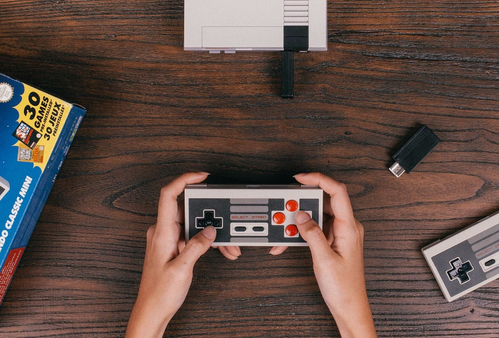 8BitDo Bluetooth Retro Receiver Adapter for Mini NES Classic Edition Support Switch Gamepad All 8BitDo controllers 9