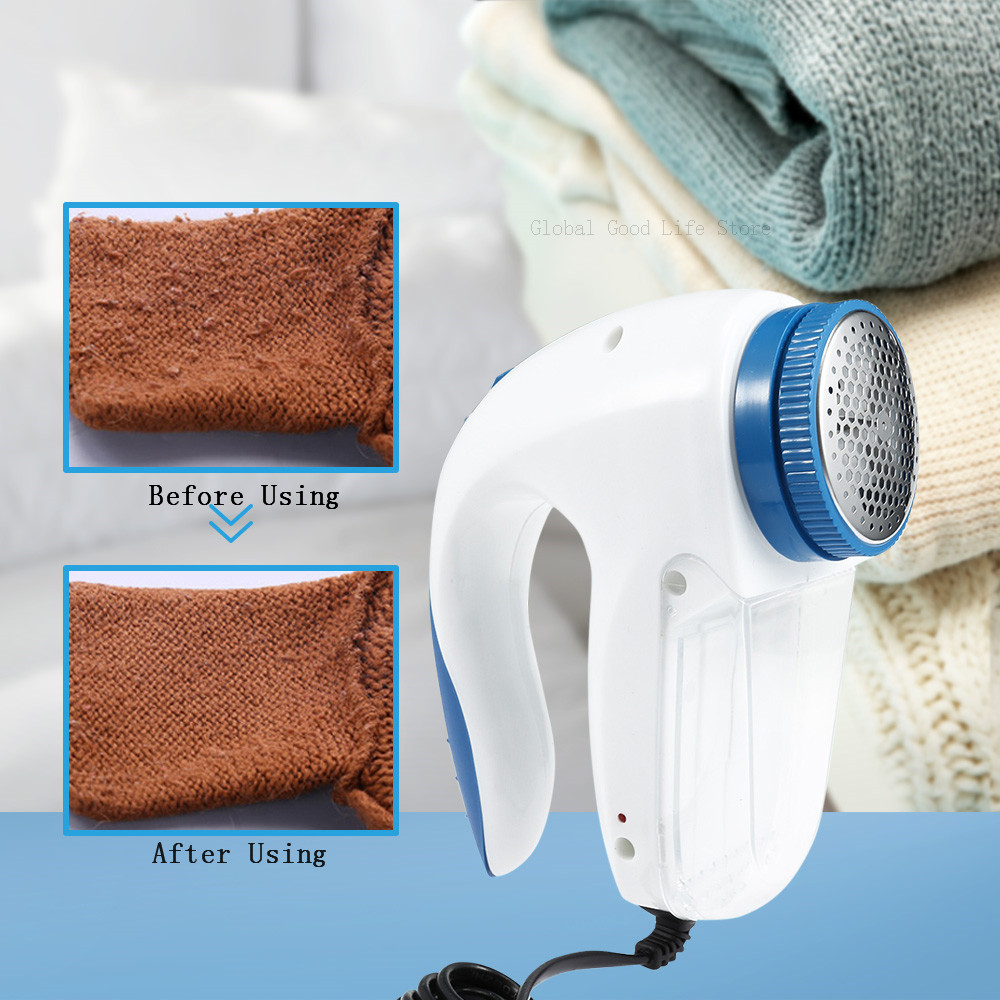 Electric Clothes Lint Removers…