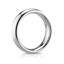 цена на stainless steel large Heavy Duty male Ball Scrotum Stretcher metal penis lock cock Ring Delay ejaculation BDSM Sex Toy men