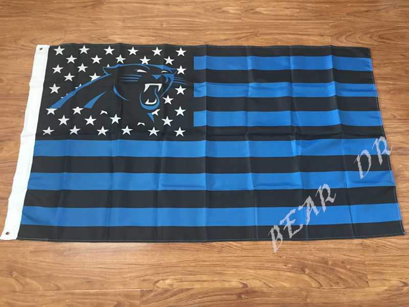 Popular Carolina Panthers Flag Buy Cheap Carolina Panthers Flag