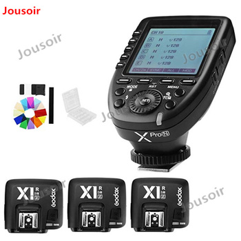 Godox Xpro-N i-TTL II 2.4G X System Wireless Control Remote Trigger with X1R-N Controller Receiver Compatble for N Flash CD50