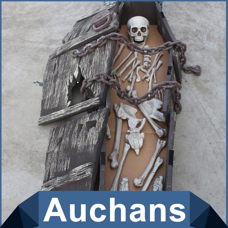 Achetez en gros halloween cercueil d coration en ligne - Pierre tombale halloween ...