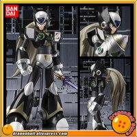 Японии аниме Рокман Рок Человек Мегамэн Оригинальный BANDAI Tamashii Наций D Arts СВЧ игрушка фигурку megaMan X Черный Zero