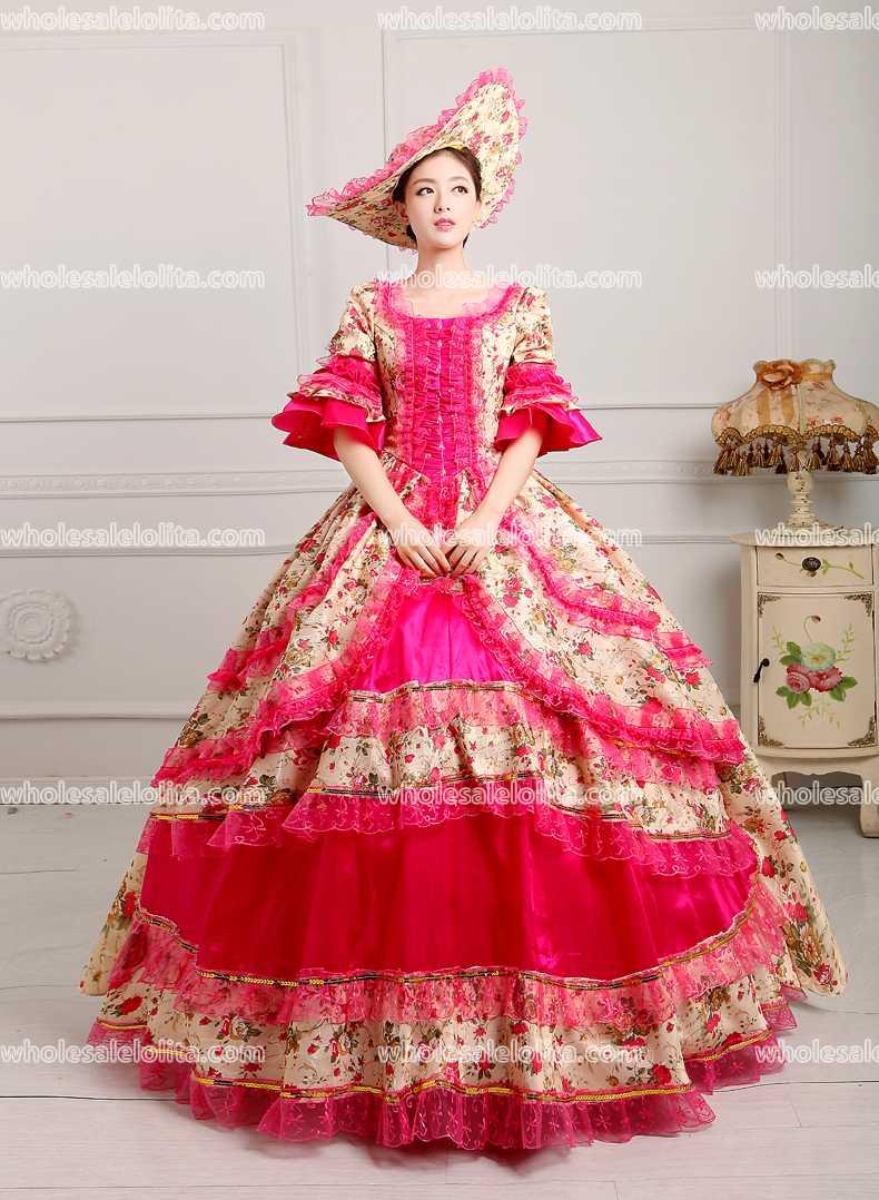 Dorable Vestido De Fiesta Renacimiento Molde - Colección de Vestidos ...