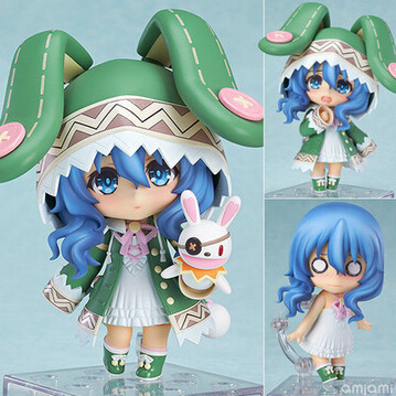 NEW hot 10cm Q version DATE A LIVE Yoshino mobile action figure toys collection christmas toy doll new hot 10cm q version sonic the hedgehog mobile action figure toys collection christmas toy doll