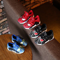 J Ghee Moda Zapatos de Los Muchachos de Spiderman Spider Man Diseño de Los Niños Zapatillas Deportivas Niños Casual Zapatos de Lona Zapatillas Para Niños
