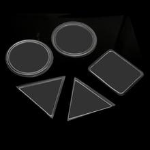 Wall Sticker Anti Slip Mat Tablet Phone Bracket Car Mobile Phone Holder Sticky Gel Pad Transparent