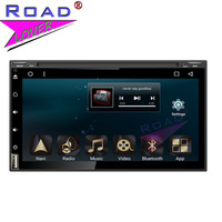 TOPNAVI 2G 32GB Android 7 1 Octa Core Car DVD Player For Double Din Universal Stereo
