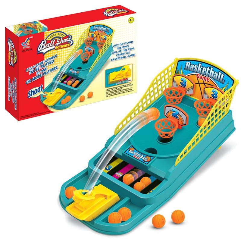 Ball Shoot Mini Basketball Game Table Play Toys Family Sport Home Toy Balls  Basketball Shoot Machines