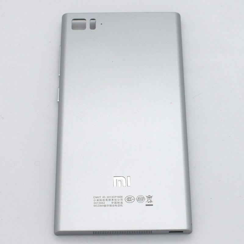 Detail Feedback Questions about For Xiaomi Mi3 Battery Cover Rear Door Back  Housing Case Mi 3 Replacement Battery Cover on Aliexpress.com  95d2aa4f0b