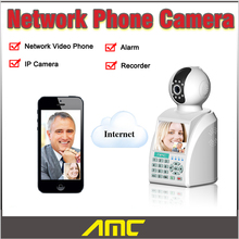Network Video phone camera support wireless video camera  ip camera wifi recorder home best Security alarm system