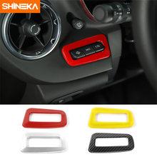 Комплекты для украшения интерьера автомобиля shineka переключатели
