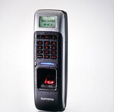 SUPREMA BIOLITE NET BLR-OC Original Biometric Finger Reader Fingerprint Access Control And Time Attendance Terminal